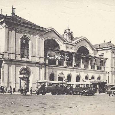 La Cigogne 211 - La Gare Montparnasse