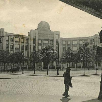 La Cigogne 292 - PARIS - Institut d'Optique - Boulevard Pasteur