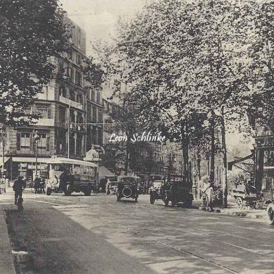 La Cigogne 361 - Avenue de St-Ouen et Avenue de Clichy
