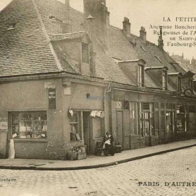 La Petite Halle - Rue du Fbg St-Antoine, 225