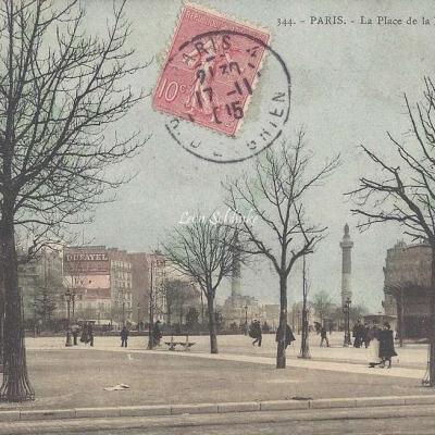 GI 344 - La Place de la Nation