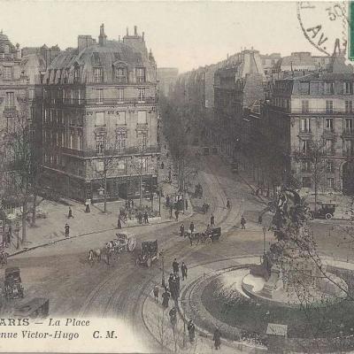 CM 420 - La place et l'avenue Victor Hugo