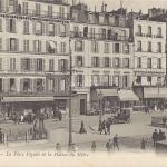 Inconnu 108 - La Place Pigalle et la Station du Métro