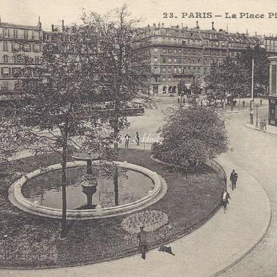 LIP 23 - La Place Pigalle