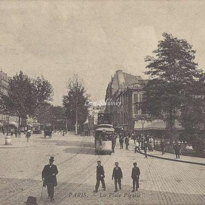 ND 655 - La Place Pigalle