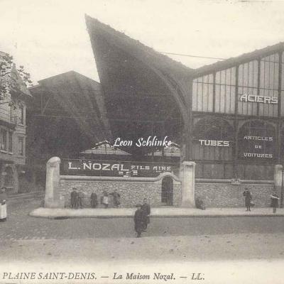 La Plaine-Saint-Denis - LL 180 - La Maison Nozal