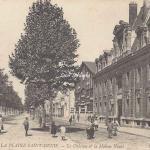La Plaine-Saint-Denis - ND 80 - Le Château et la Maison Nozal