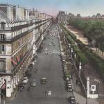 E.R. 69 - La Rue de Rivoli et les Tuileries
