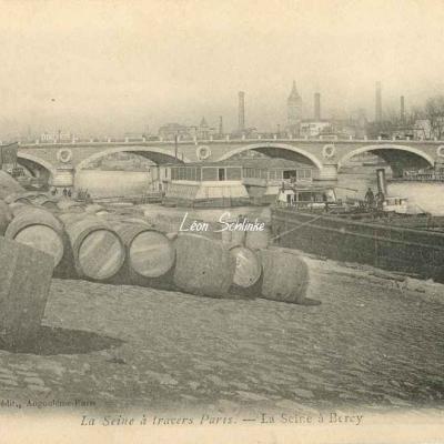 La Seine à Bercy