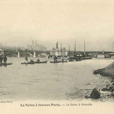 La Seine à Grenelle