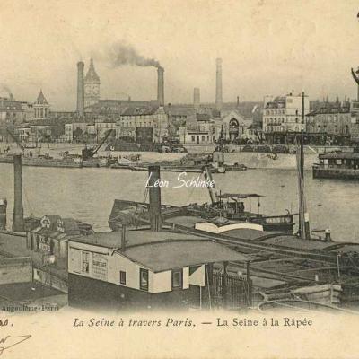 La Seine à la Râpée