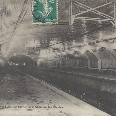 FF - La Station de la Chambre des Députés