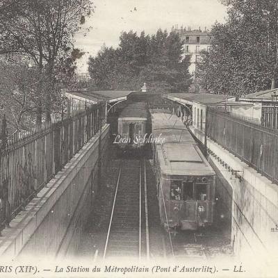 LL 1677 - La Station du Metro (Pont d'Austerlitz