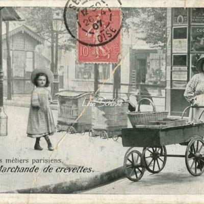 Laas & Pécaud - Les Petits Métiers parisiens