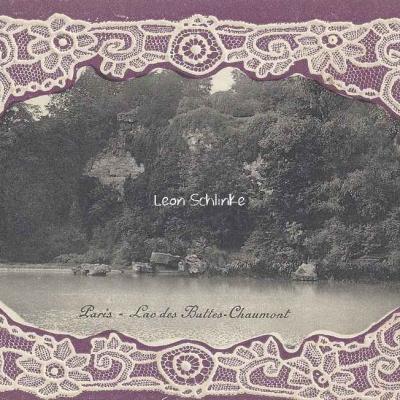 Lac des Buttes-Chaumont