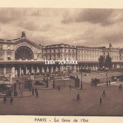 Lader 64 - La Gare de l'Est