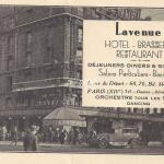 Lavenue - Hôtel Brasserie Restaurant, 1, Rue du Départ