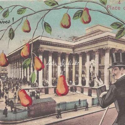 LB 4 - La Cueillette des Poires - Place de la Bourse
