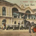 LB 5 - PARIS - Gare Montparnasse
