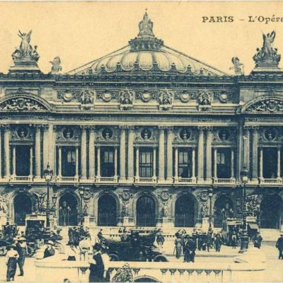 LD - PARIS - L'Opéra