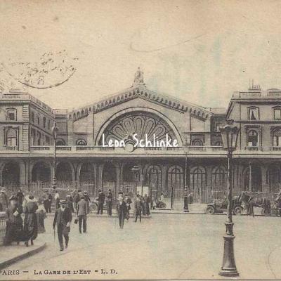 LD - La Gare de l'Est