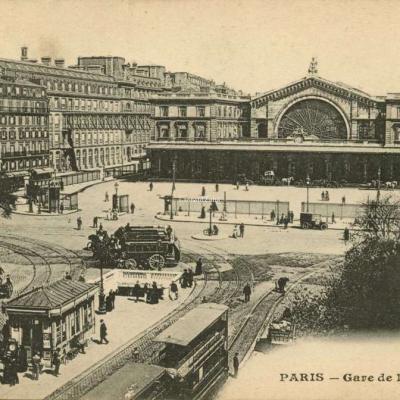 LD - PARIS - Gare de l'Est