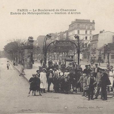 GONDRY - Le Boulevard de Charonne
