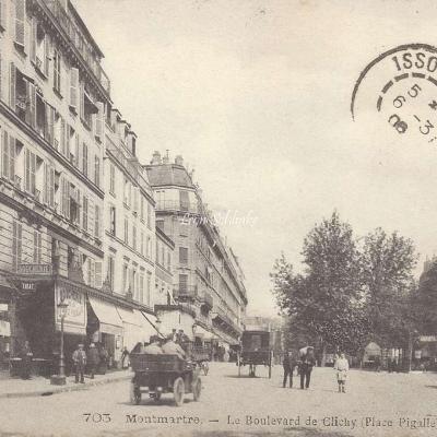 GCA 705 - Le Boulevard de Clichy