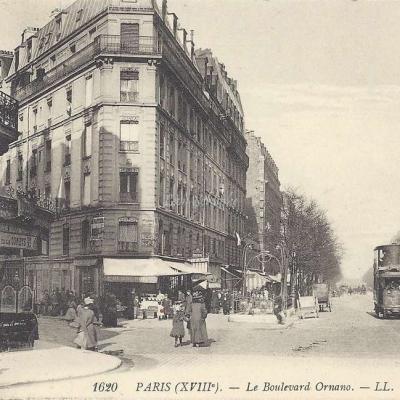 LL 1620 - Le Boulevard Ornano