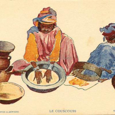 Le couscouss
