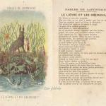 Le Lièvre et les Grenouilles