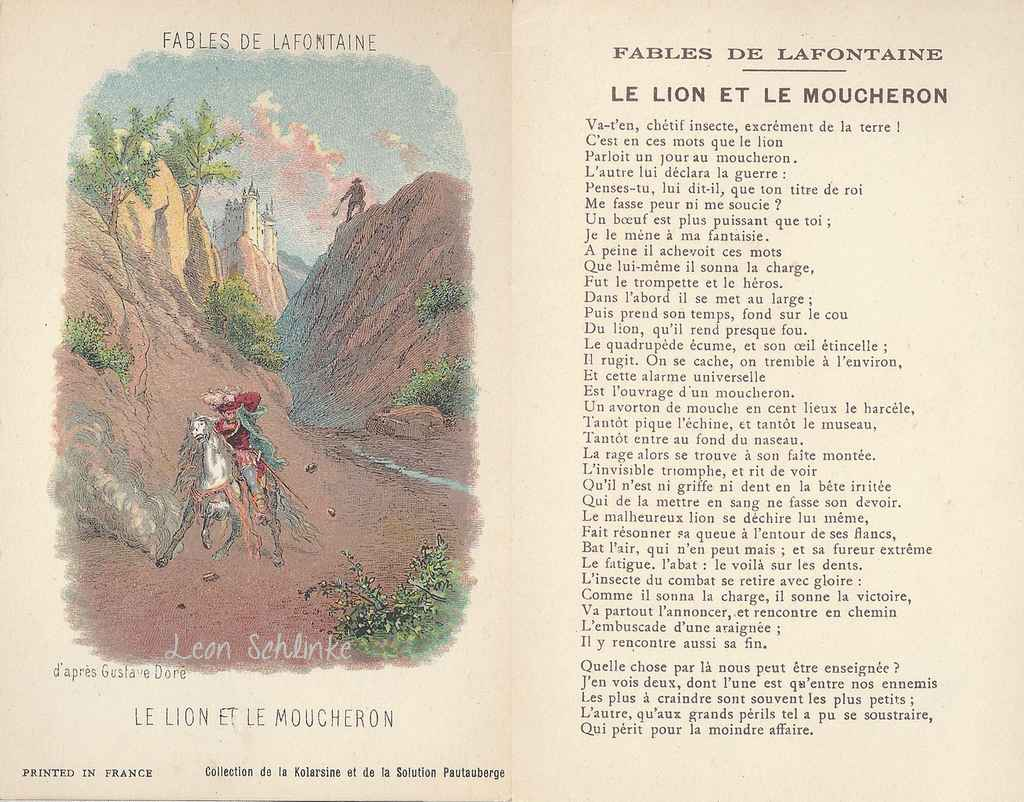 Bien-aimé Gustave Doré MG49