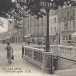 EM 6525 - Le Metro - Entrée principale
