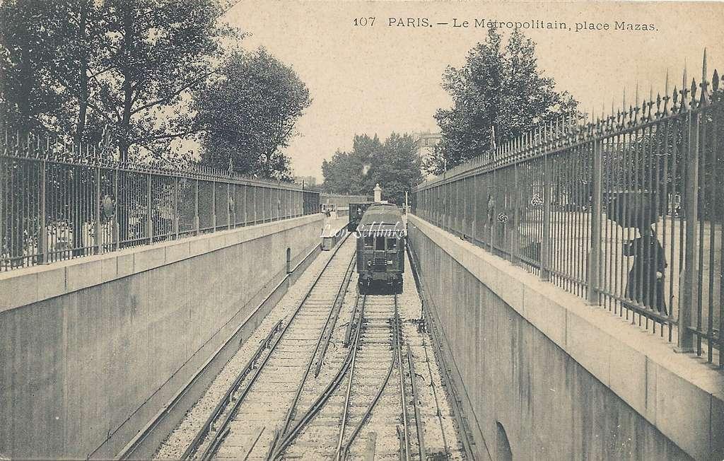 Marmuse 107 - Le Metropolitain Place Mazas