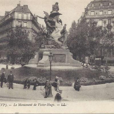 LL 906 - Le Monument de Victor Hugo