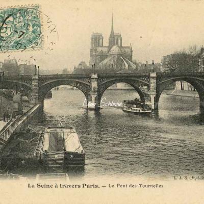 Le Pont des Tournelles