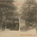 19 - Style Guimard - Le Métropolitain - Station de la Porte Dauphine