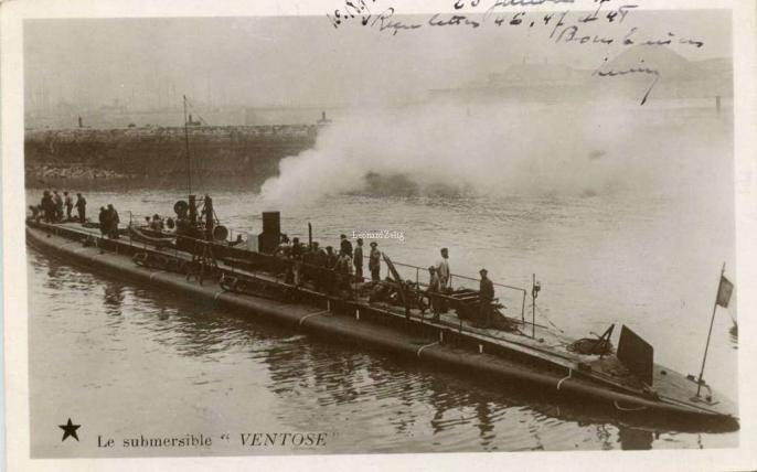 Le Submersible VENTOSE