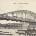 Jules Seeberger - Le Viaduc d'Austerlitz