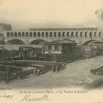 Le Viaduc d'Auteuil
