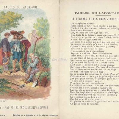 Le Vieillard et les Trois Jeunes Hommes