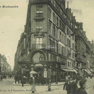 Lefèvre - Rue Montmartre