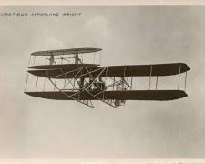 Lefèvre sur Aéroplane Wright