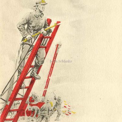 1490 - Les Pompiers