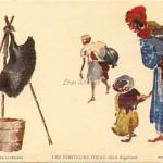 Les porteurs d'eau (Sud Algérien)