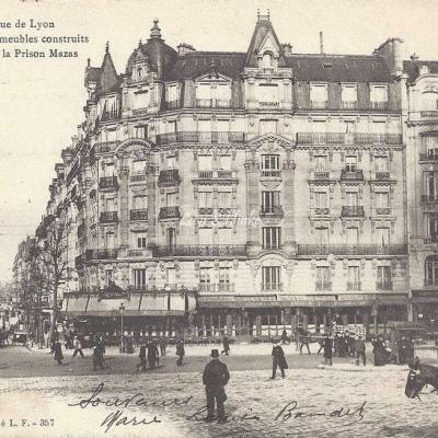 LF et V 148 - La Rue de Lyon..