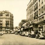 Librairie G.Boullinier - PARIS - Rue du Pré Saint-Gervais