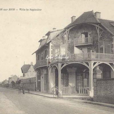 Lion-sur-Mer - AD 60 - Villa la Sapinière