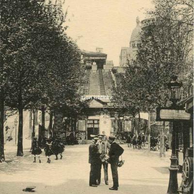LIP 181 - Funiculaire du Sacré-Coeur de Montmartre