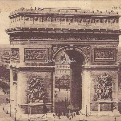 LIP 27 - L'Arc de Triomphe de l'Etoile